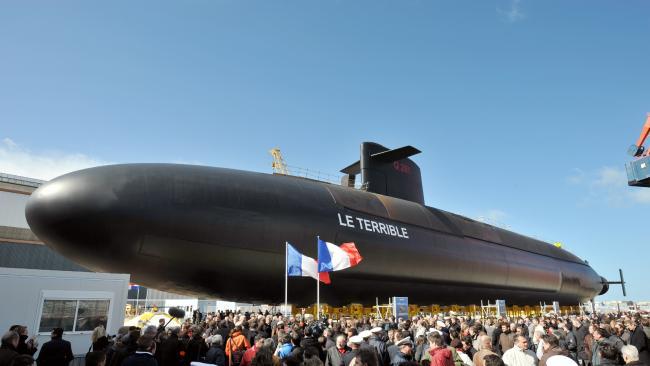 Corée du Nord: la France est prête pour la guerre et met ses sous-marins en alerte