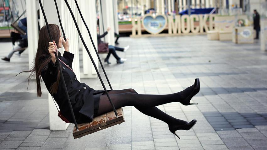 Pourquoi les femmes russes portent-elles des talons aiguilles?