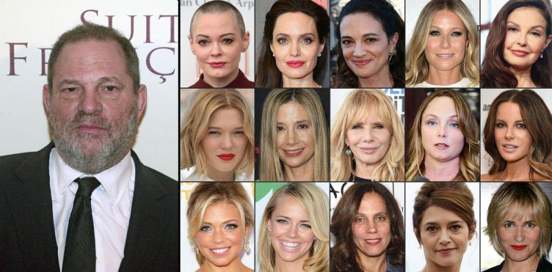 Weinstein: «il n'y a pas de succès dans l'industrie cinématographique sans sacrifices »