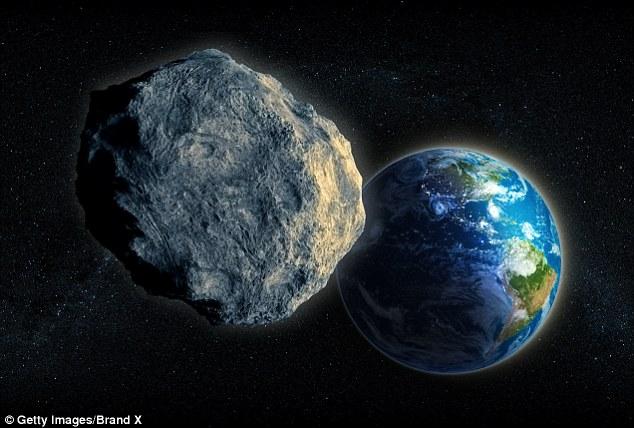 Un astéroïde énorme fonce vers l'Afrique, la date de son arrivée est déjà connue