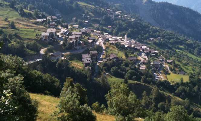 Un village suisse est prêt à vous offrir 60 000 euros si vous vous y installez
