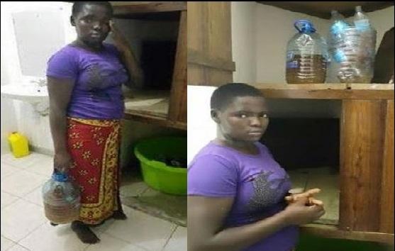 Cette fille de ménage utilisait son urine pour cuisiner pour ses patrons