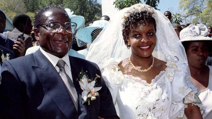 Zimbabwe: L'ex-première dame Grace a demandé le divorce de Robert Mugabe