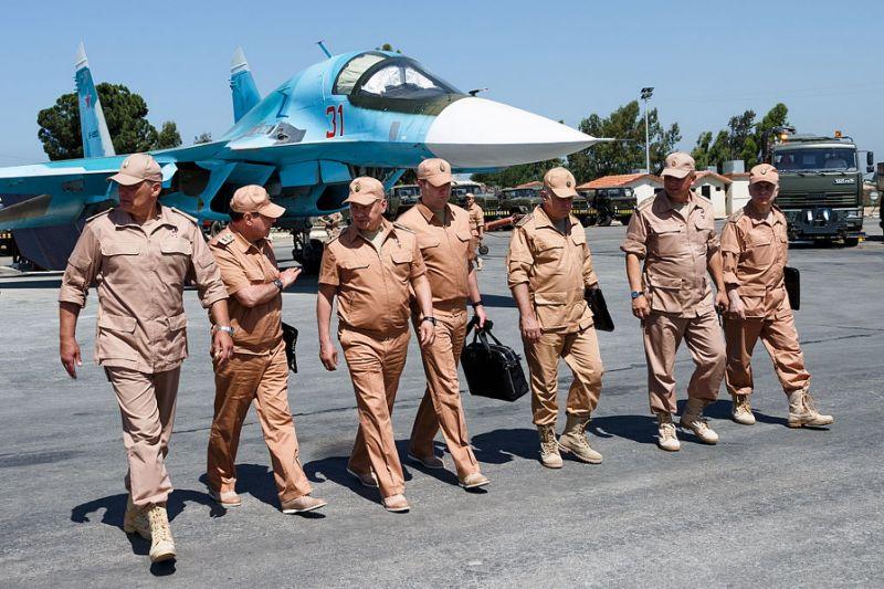 URGENT : Deux militaires russes tué en syrie par l'armée américaine