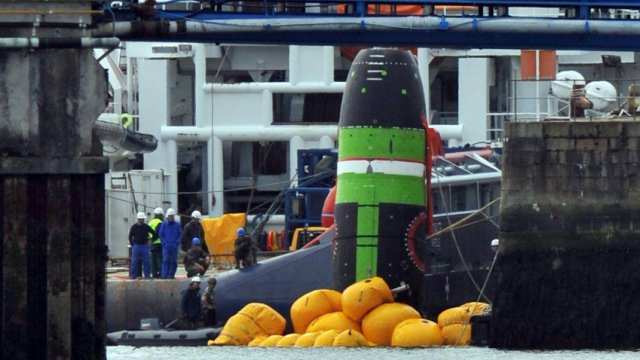 La France cache du monde son missile balistique M51 qui peut anéantir un pays entier