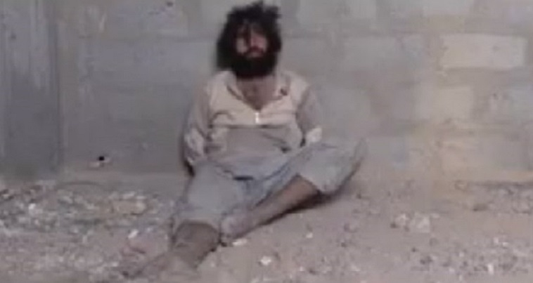 Un combattant de Daesh capturé avoue: Nous travaillons pour le gouvernement Américain