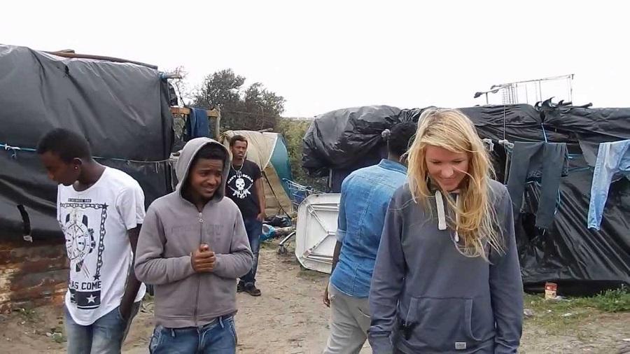 Une française révèle pourquoi elle préfère les migrants africains aux Blancs