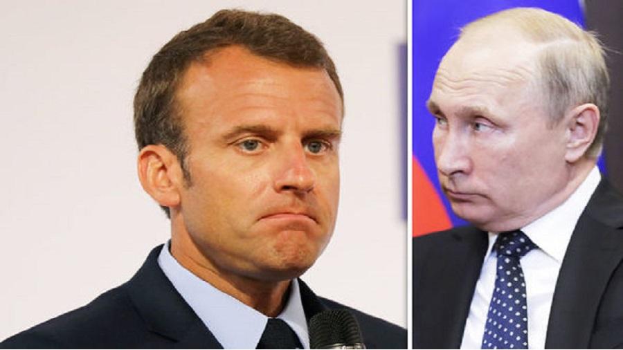 La France avertit la Russie : Quitter la Centrafrique car ce pays nous appartient.