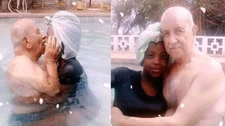Un riche homme d'affaires français de 75 ans tombe amoureux d'une jeune africaine de 16 ans