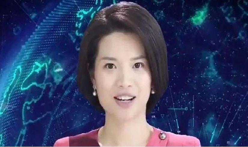 La Chine dévoile la première présentatrice d'actualités à Intelligence Artificielle du monde