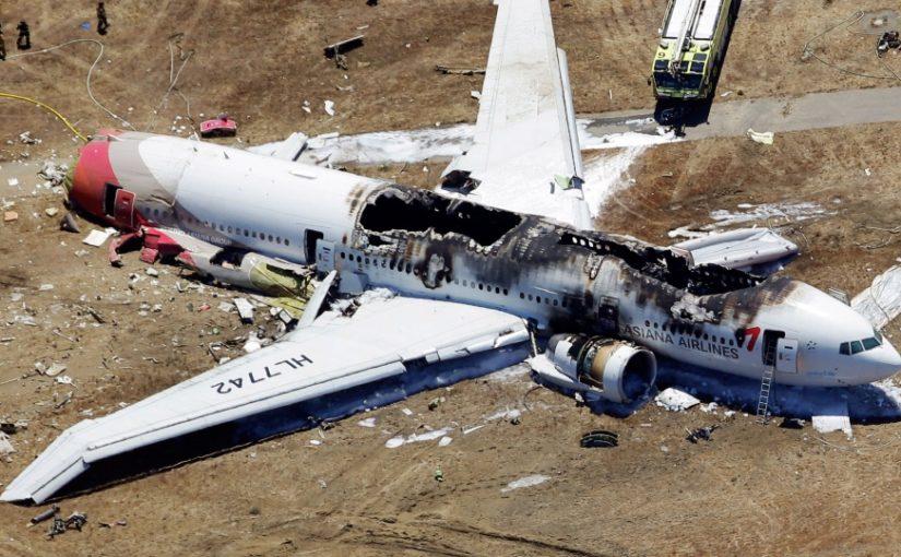 Journée noire pour l'aviation. les 5 accidents aériens survenus le 10 mars