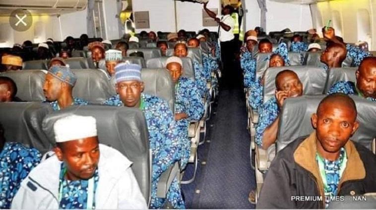 Le président du Benin a fait convoyer 156 Marabouts  vers l'Égypte pour aller aidez l'équipe nationale ?