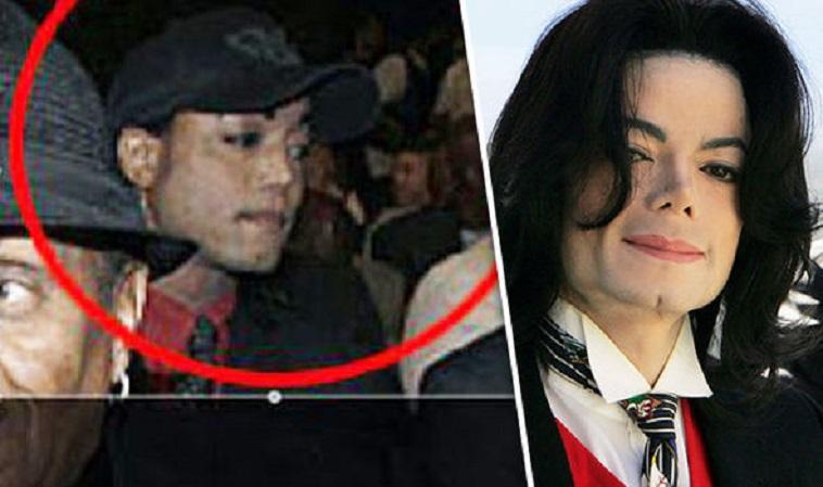 """Image choquante de Michael Jackson """"toujours VIVANT et assis dans la foule"""""""