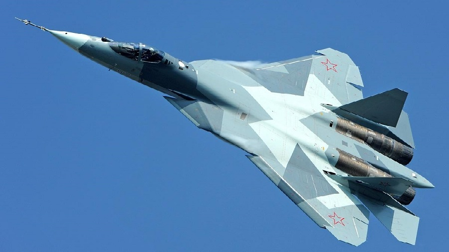 La production en série de l'avion russe de 5e génération Su-57 « Frazor » a commencé
