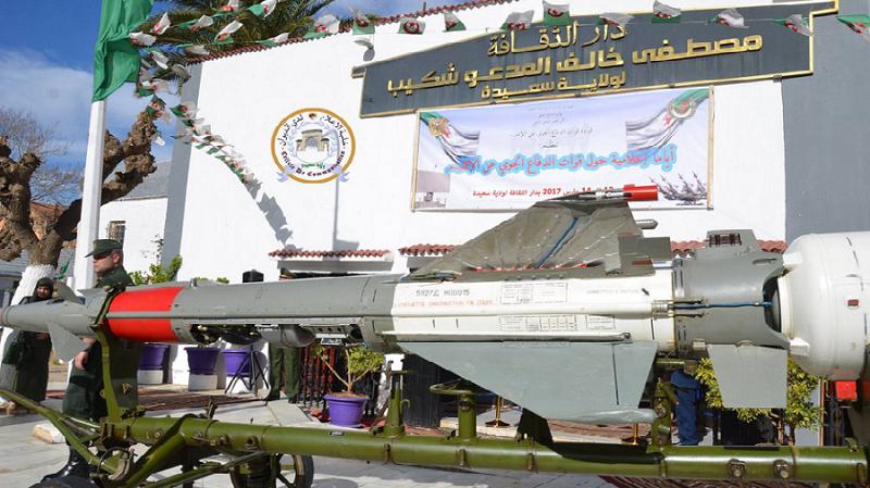 Urgent: Le nouveau président algérien se lance dans une course aux armements