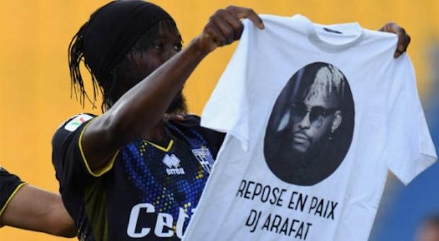 Incroyable : Voici le montant que Gervinho a donné pour soutenir la famille de DJ Arafat