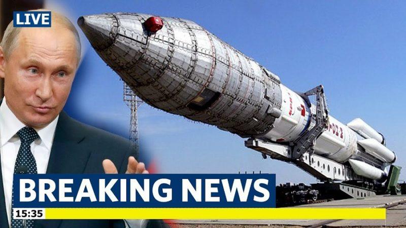 Russie: Cinq morts dans l'explosion d'un moteur de missile balistiques dans une installation secret russe