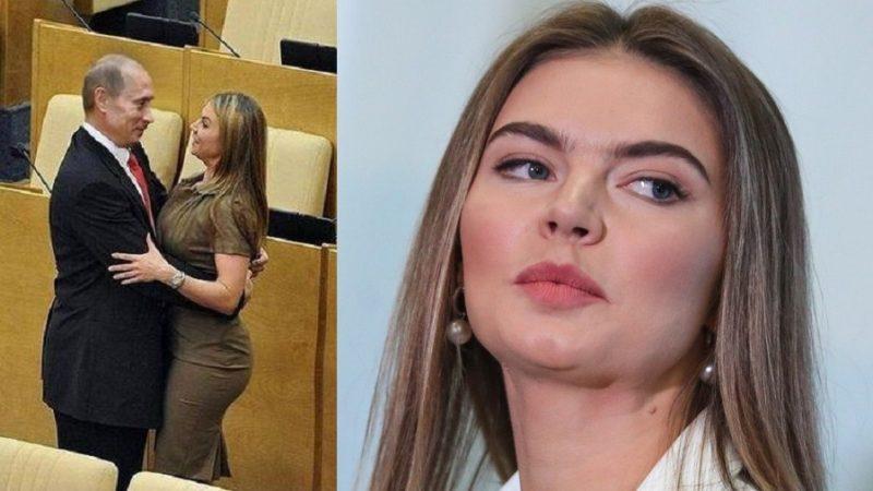 La petite amie de Vladimir Poutine aurait donné naissance à des jumeaux