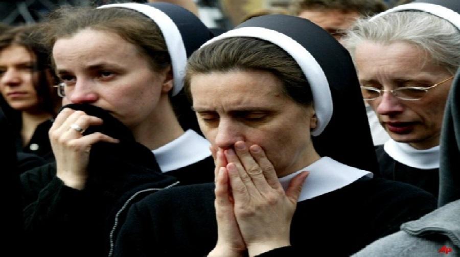 Italie: Des religieuses enceintes après un voyage missionnaire en Afrique