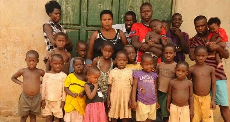 Une femme interdite d'avoir plus de bébés après 44 enfants à 36 ans