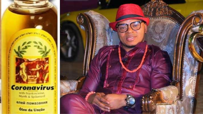 Un pasteur ghanéen vend de «l'huile sainte», qui peut protéger contre le coronavirus