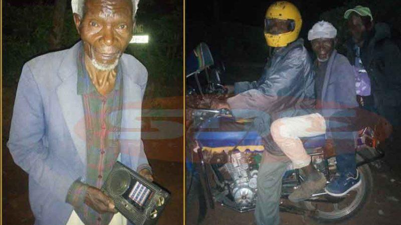 Un homme de 78 ans rentre chez lui après vingt-six ans de querelle avec sa femme