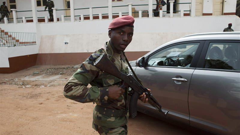 Urgent : Coup d'État en cours en Guinée Conakry …..?
