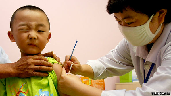 Urgent : Un vaccin chinois approuvé pour des tests sur l'homme à Wuhan