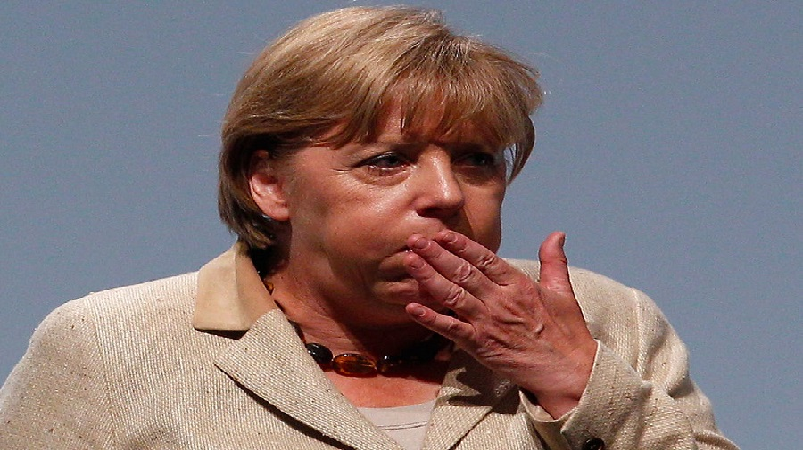 Coronavirus : La chancelière allemande Angela Merkel en quarantaine