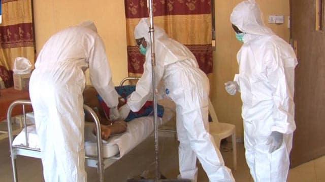 Coronavirus : le patient du Nigéria tente de s'échapper de l'hôpital