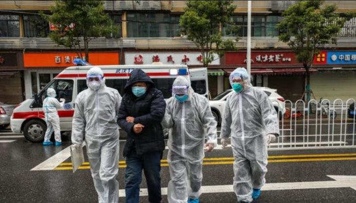 Alors que nous n'avons pas fini avec le coronavirus, la Chine à nouveau avec le hantavirus