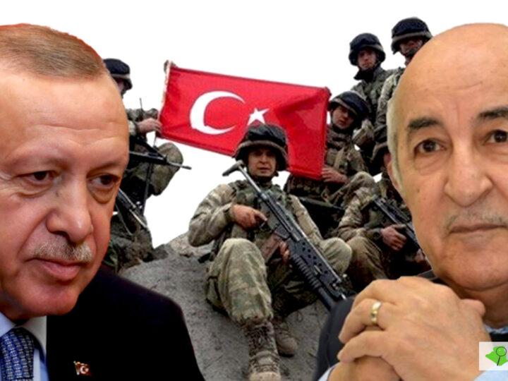 L'Armée algérienne considère un déploiement de forces turques en Libye comme une menace égale ou supérieure à celle de Haftar
