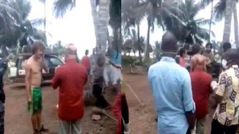 Côte d'Ivoire : Arrestation de 18 migrants italiens qui essayaient d'entrer sur le territoire ivoirien …….. ?