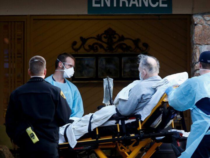 Le coronavirus tue des gens à New York au rythme d'un toutes les 17 minutes