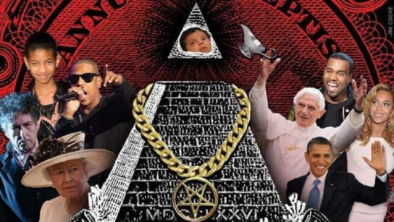 """Un """"membre des Illuminati révèle la vérité cachée"""" derrière le Coronavirus"""