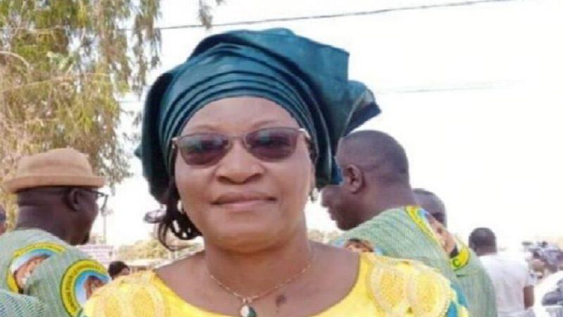 Coronavirus : décès de la vice president de l'Assemblée national du Burkina Faso
