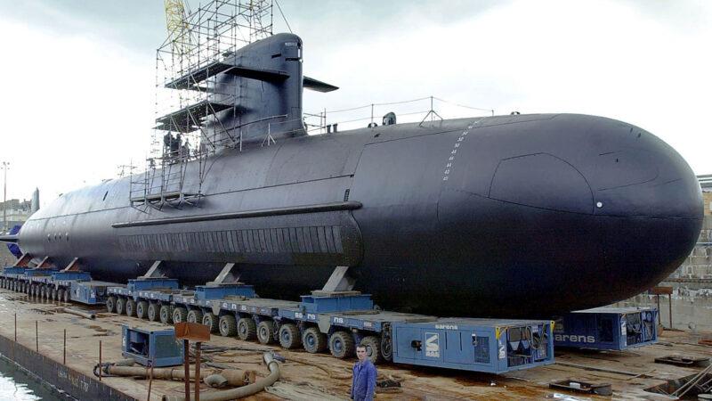 La Russie veut construire le plus gros sous-marin nucléaire au monde