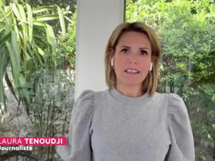 Le témoignage de la journaliste Laura Tenoudji sur la chloroquine fait bondir les internautes