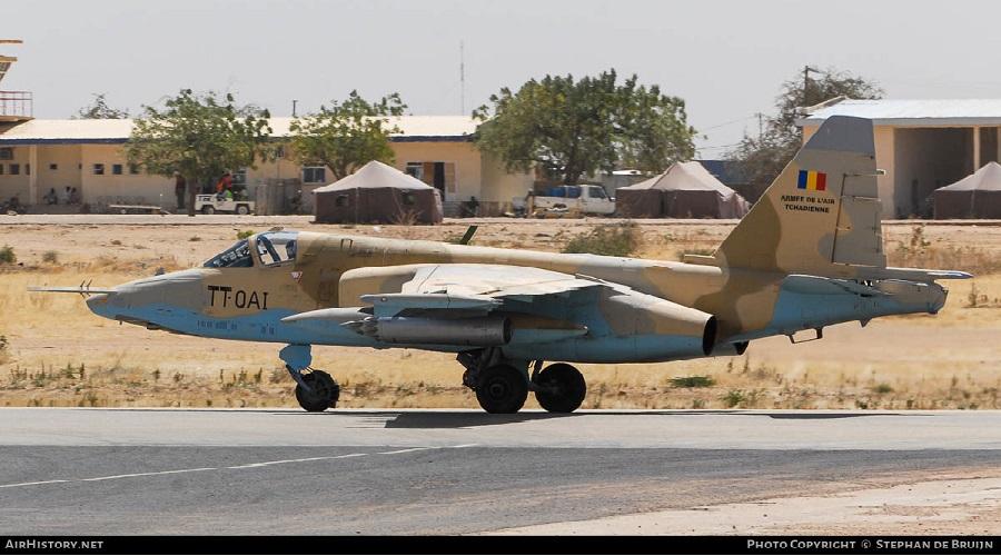 Une munition « tombée » d'un avion tchadien a explosé sur la base de Kossei, où est implanté le PC de Barkhane