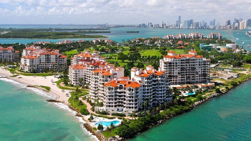 Coronavirus : Ce qu'une île privée pour les super riches a fait pour se protéger du virus en Floride