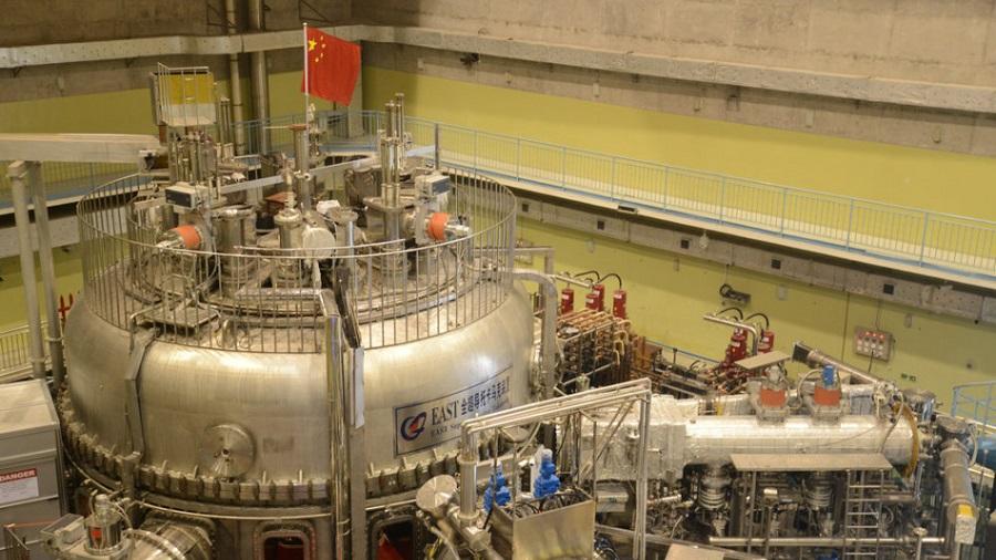 Le «soleil artificiel» de la Chine SIX FOIS plus chaud que le vrai soleil «sera bientôt prêt»