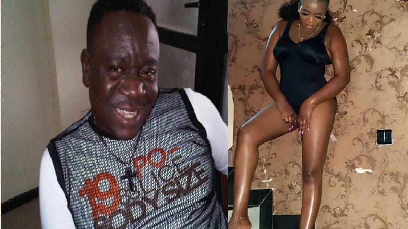 L'acteur nigérian John Okafor partage une photo sexy de sa charmante épouse