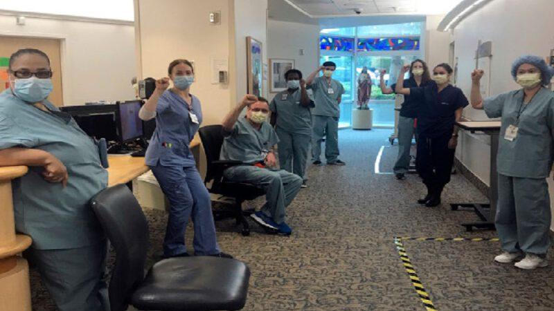 USA : Ce qui est arrivé aux infirmières qui ont refusé de traiter les patients atteints de Covid-19