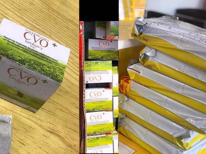 Cameroun : Des stocks de Covid Organics saisis à Douala