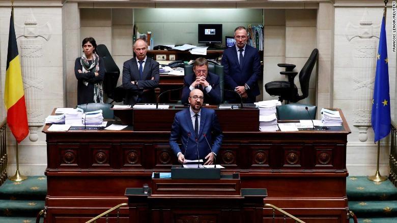 La Belgique vote sur la reconnaissance de l'Etat de Palestine et l'imposition de sanctions à Israël