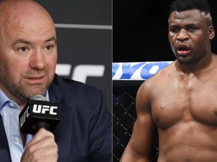 Pour le chef de l'UFC, ses combattants pourraient mettre fin aux émeutes aux États-Unis