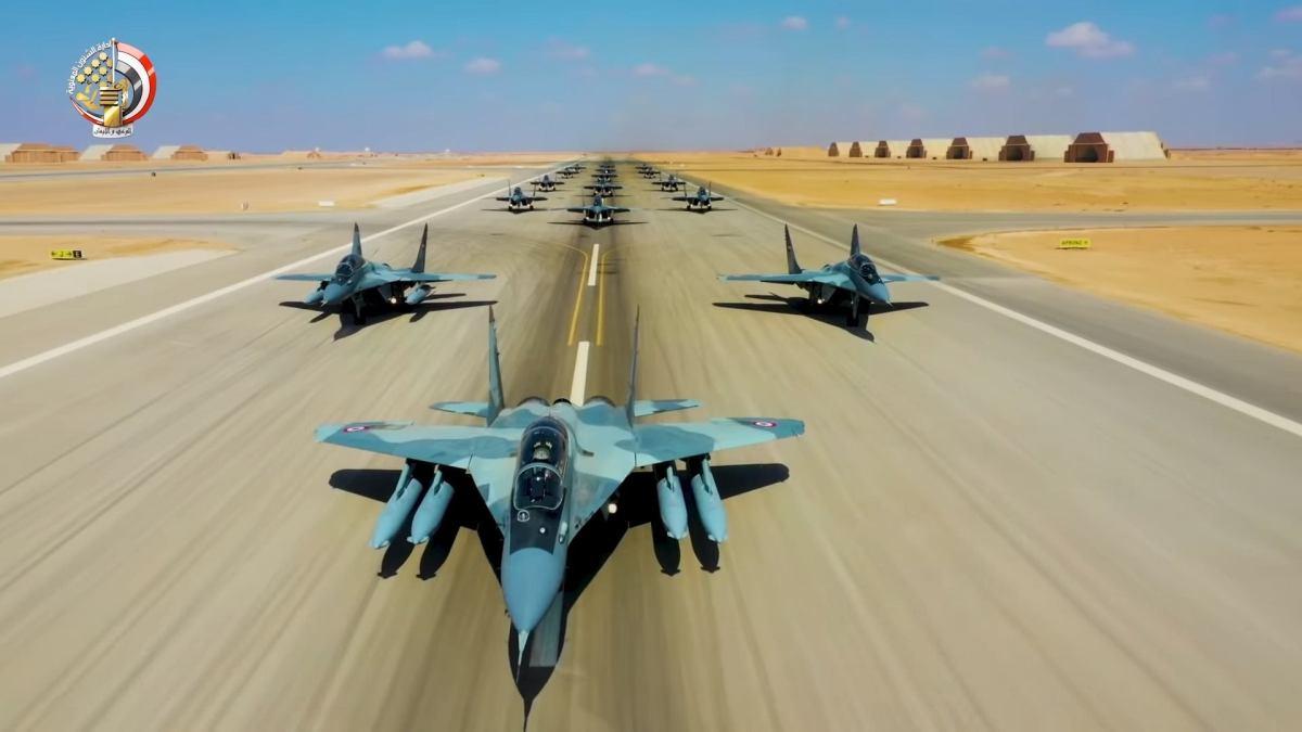 Urgent: L'Egypte est sur le point de bombarder l'Ethiopie s'ils ne parviennent pas à un accord