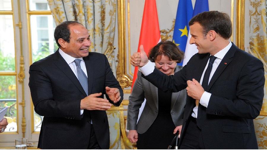 La France soutient la menace de l'Égypte d'intervenir contre la Turquie dans la guerre de Libye