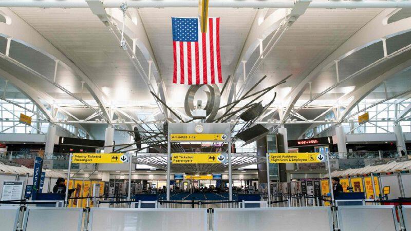 L'UE va interdire les voyageurs américains en raison d'un pic de cas de coronavirus