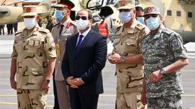 L'Egypte menace la guerre si la Turquie franchit sa ligne rouge en Libye